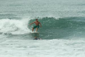 Luke Surfing Canggu Bali