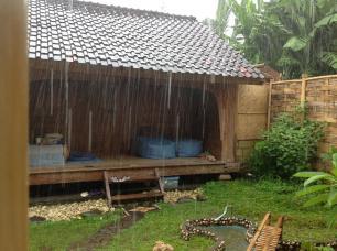 Javanese Wood House (rumah geladak)