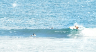 Dan Sinclair, Vizual Australia team rider stayed at eHonestay Canggu Bali