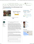 trip of my life because of you - Review of eHomestay Canggu, Mengwi, Indonesia - TripAdvisor_001